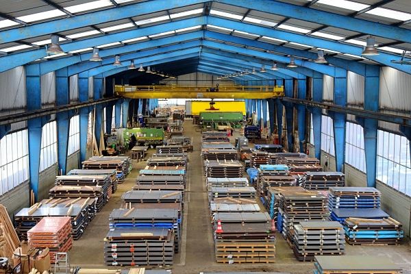 Stahlhandel Bottrop